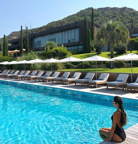 Hôtel Casadelmar en Corse