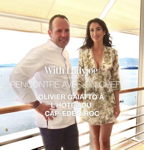 Olivier Gaiatto à l'Eden-Roc