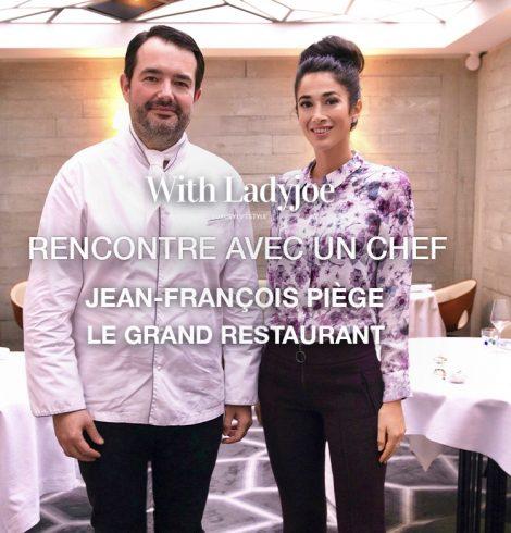 Jean-François Piège, Le Grand Restaurant