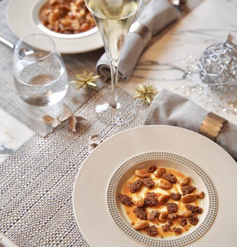 La crème vanille de Noël de Tristan Rousselot