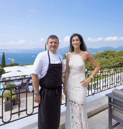 Villa Belrose avec Pietro Volontè